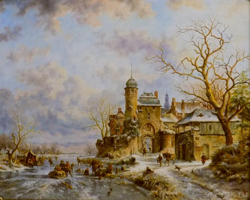 Картины в классическом стиле