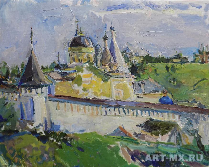 Картины с пейзажами России купить в СПб