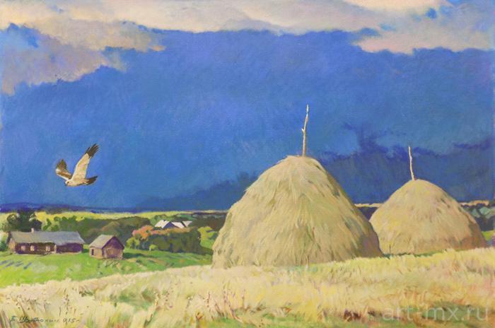 Купить картины с пейзажами современных художников