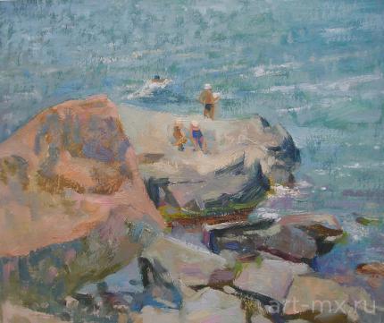 Купить картину с морем в СПб
