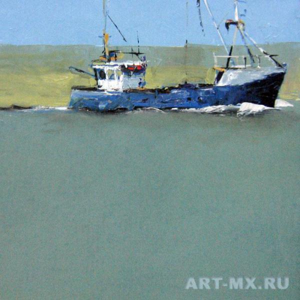 Картины маслом: морские пейзажи